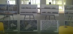 Posters depicting Redevelopment Phases/Stages